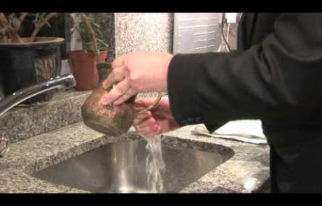 Rabbi Sacks: An Introduction to the Ritual Hand Washing Before a Meal