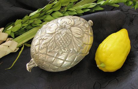 How to Wave the Lulav and Etrog on Sukkot
