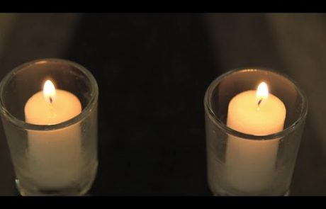 A Beginners' Guide to Shabbat Candle Lighting: Article and Video