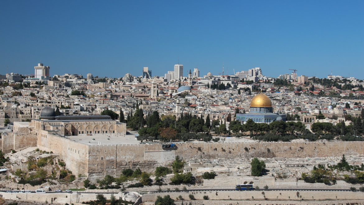 Jerusalem's Changing Demographics