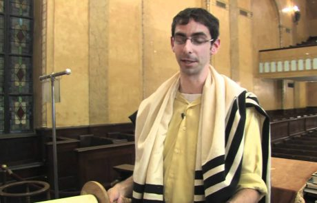 How to Have an Aliyah