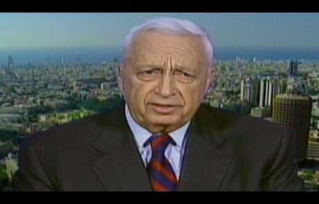 Ariel Sharon On Visiting the Temple Mount