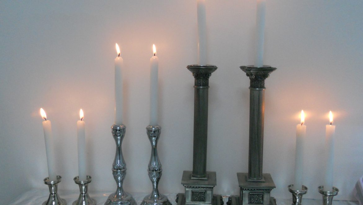 Shabbat Candle Lighting: An Introduction