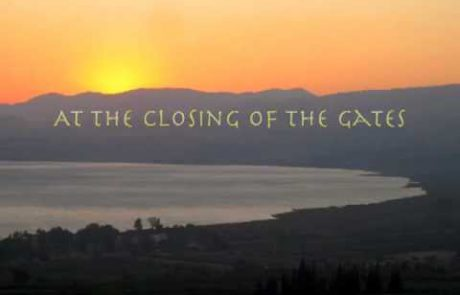 At the Closing of the Gates: A Neilah Song