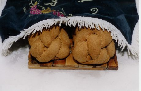 Why We Cover the Bread During HaMotzi