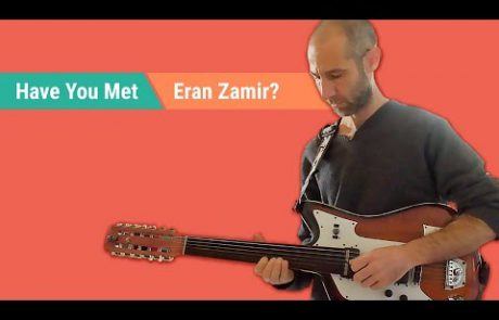 Musician Eran Zamir Connects Jews and Arabs