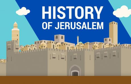 4,000 Years of Jerusalem's History in Under 2 Minutes