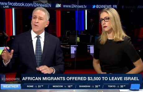 A Debate on Israel's Policy Toward African Migrants