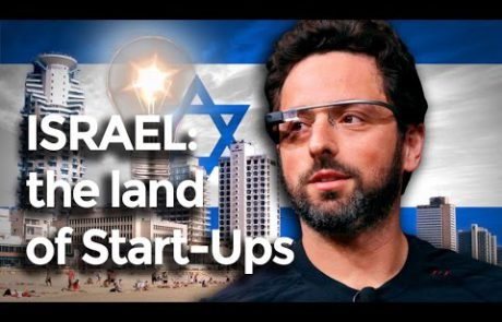 How Did Israel Become the Start-Up Nation?
