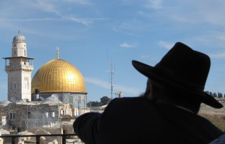 Sharing Sacred Space: Holy Places in Jerusalem Between Christianity, Judaism, and Islam