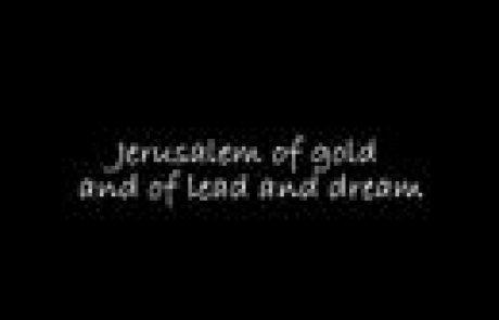 Meir Ariel: Jerusalem of Iron