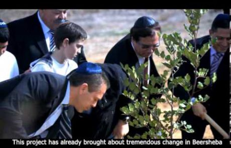 Be'er Sheva River Park: A Jewel in Israel's Desert