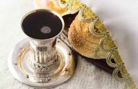 Traditional Ashkenazi Friday Night Kiddush: Text & Audio