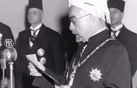 King Abdullah I of Jordan: As the Arabs See the Jews (1947)