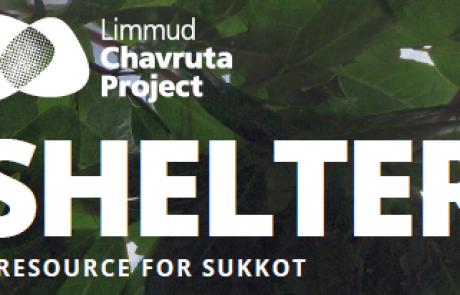 Shelter: A Resource for Sukkot from Limmud