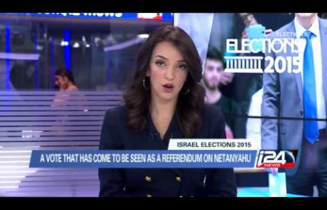 Lucy Aharish: Arab-Israeli News Anchor Lights the Independence Day Torch