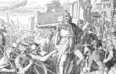 Who Are the Maccabees: Heroes or Fanatics?