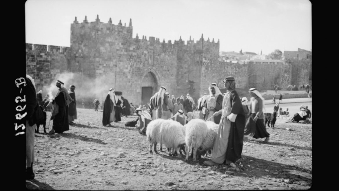 The History of the Old City of Jerusalem