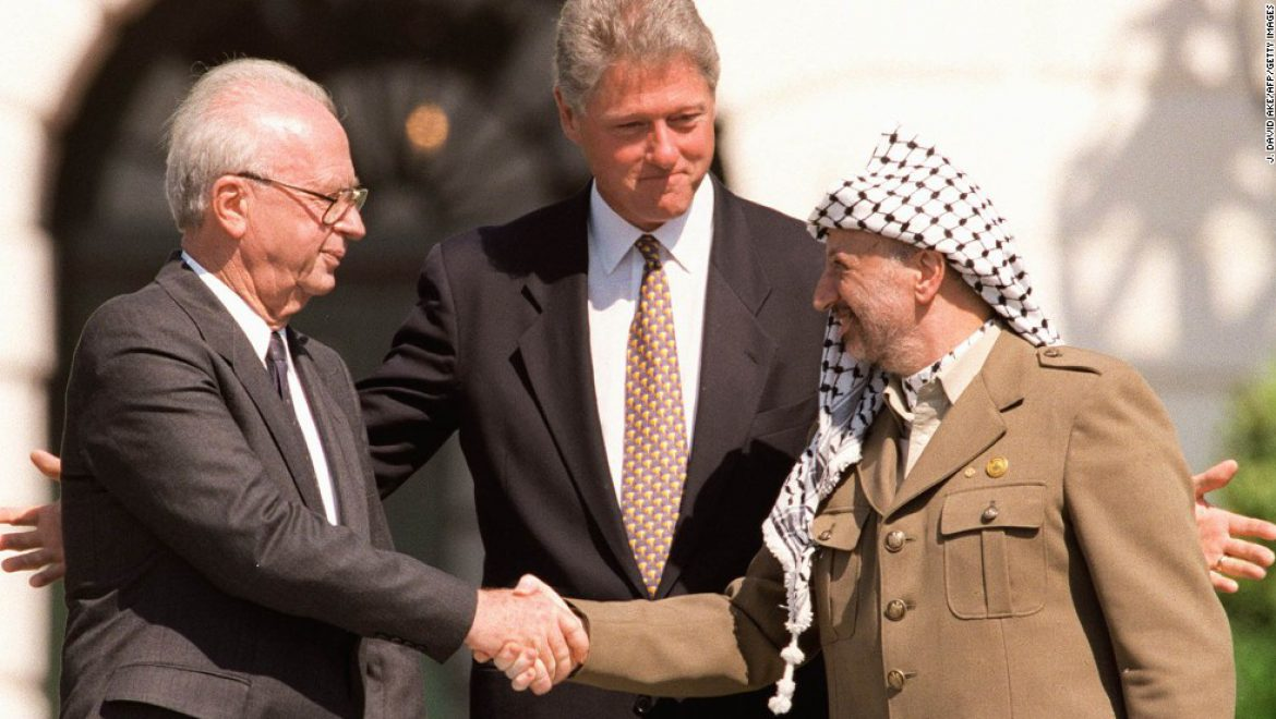 25 Years After Oslo Accords, Mideast Peace Seems Remote as Ever
