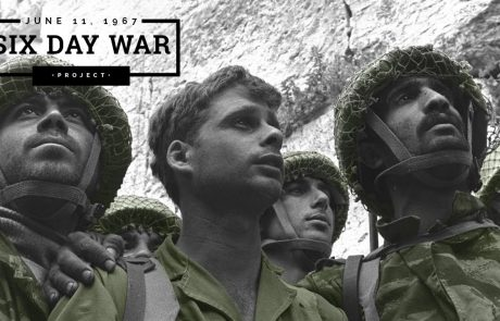 The Six Day War Project #11-12: The Aftermath of the War & the Peace Process