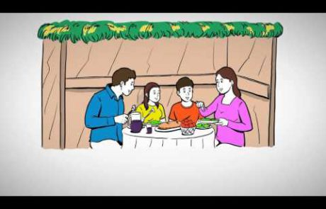 The Connection Between the Sukkah and Joy