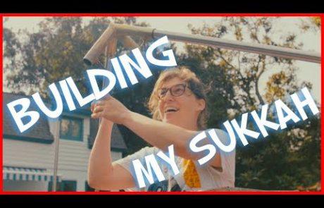 Mayim Bialik: Building My Sukkah