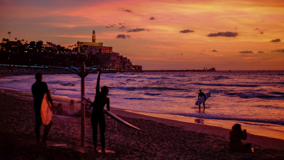 Bursting the 'Bubble' as Tel Aviv Turns 100