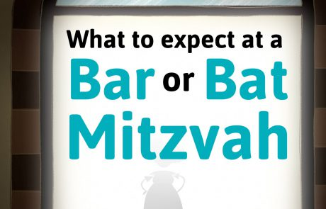 What to Expect at a Bar or Bat Mitzvah